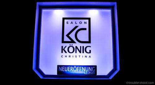 Salon König Neueröffnung